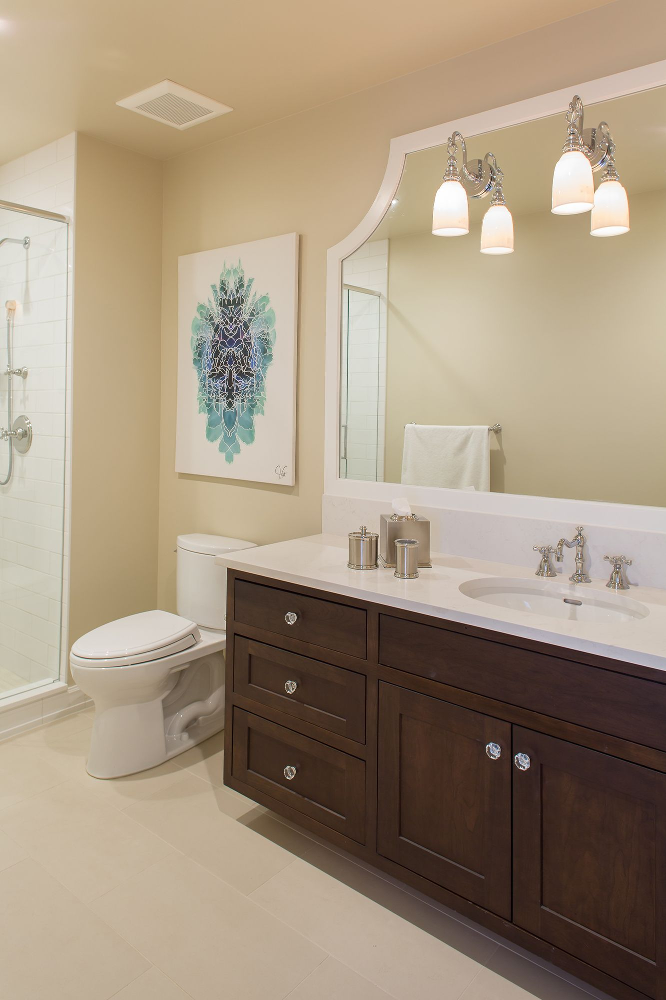 Bathrooms Triple Crown Cabinetry Amp Millwork