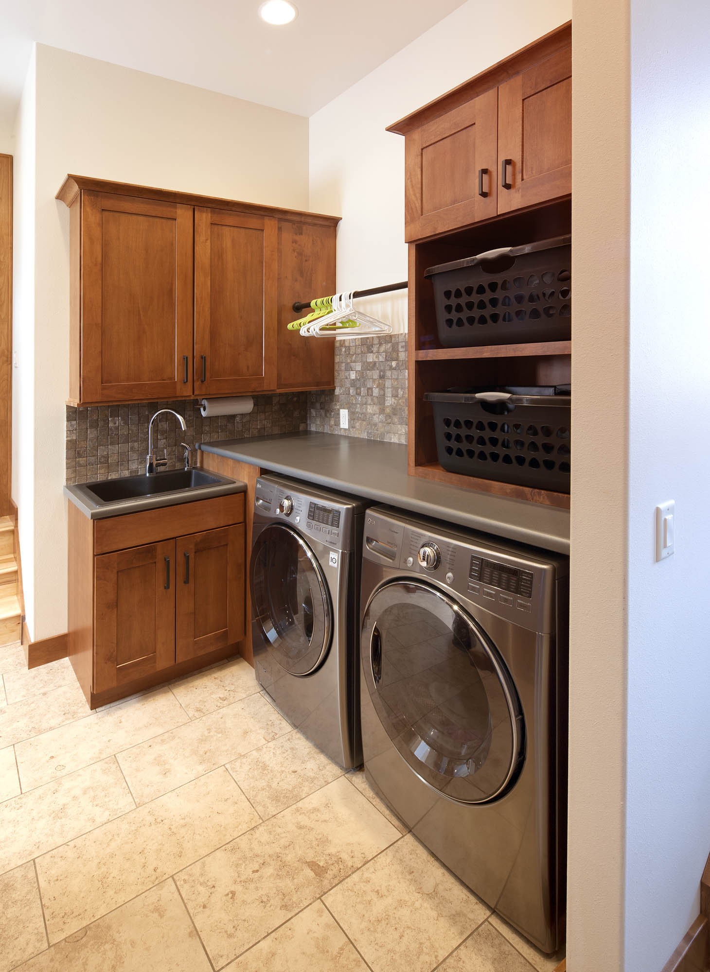 Laundry   Triple Crown Cabinetry & Millwork on Laundry Cabinets  id=77701